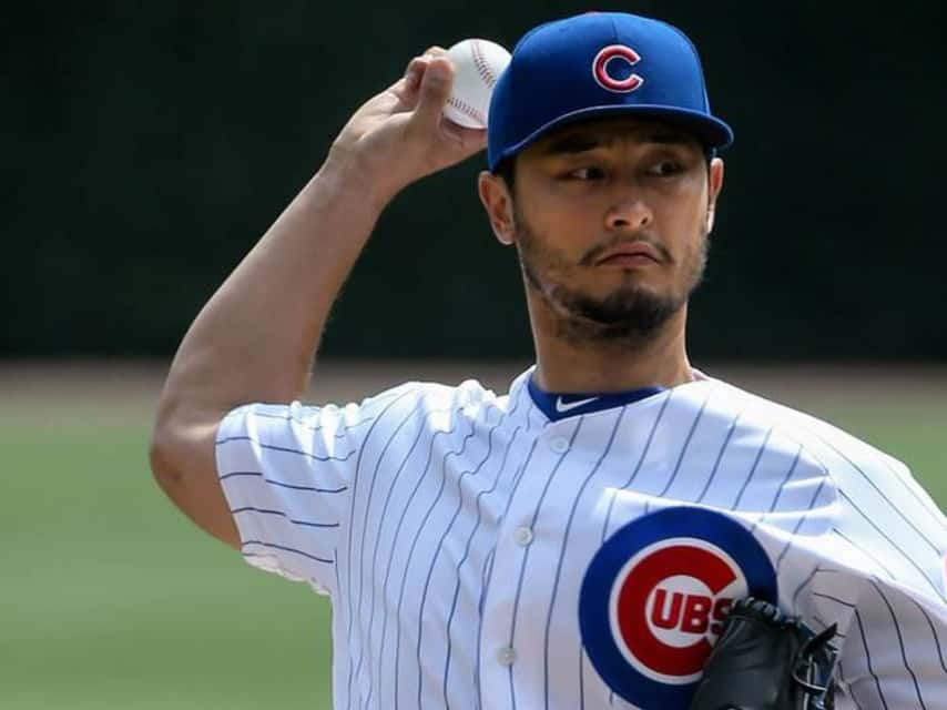 Yu Darvish - Professional baseball pitcher