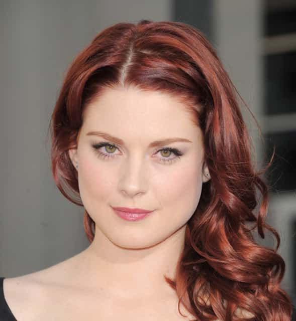 Alexandra Breckenridge - American actress