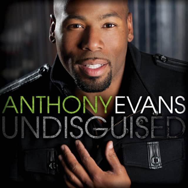 Anthony Evans - American singer-songwriter