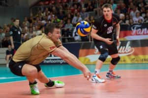 Christian Fromm - German volleyball player