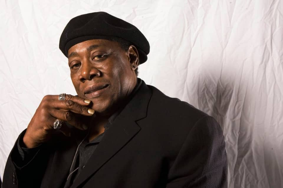 Clarence Clemons - American saxophonist