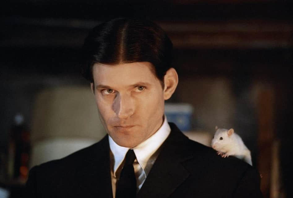 Crispin Glover - American actor