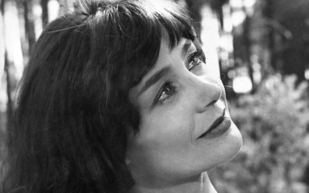 Emmanuelle Riva - French actress