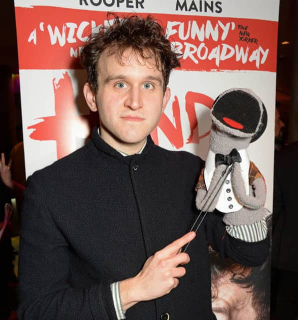 Harry Melling - Actor