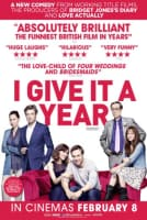 I Give It a Year - 2013 ‧ Romance/Comedy ‧ 1h 37m