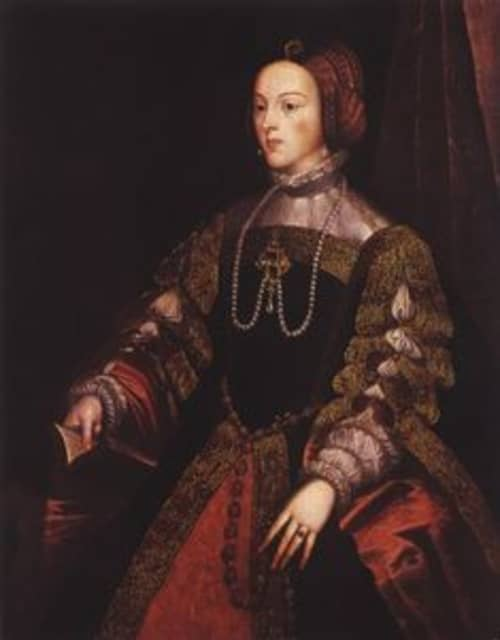 Isabella of Portugal - Queen of Spain