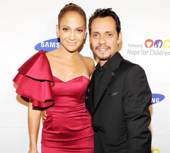 Marc Anthony - American singer