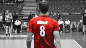 Marcus Böhme - German volleyball player