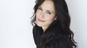 Mary-Louise Parker - American actress
