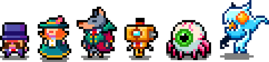 Monsters and Monocles - Video game