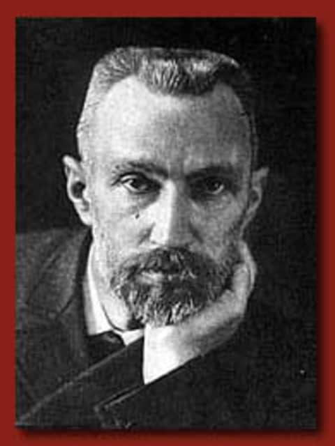 Pierre Curie - French physicist