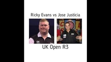 Ricky Evans - Darts player