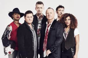 Simple Minds - Rock band