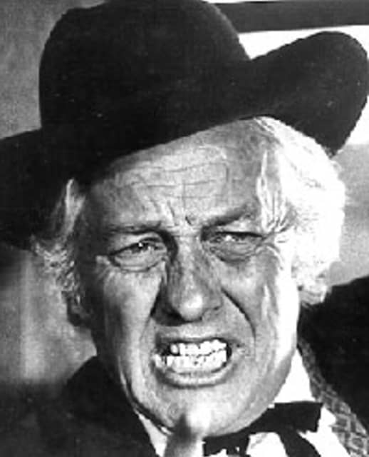 Strother Martin - American character actor