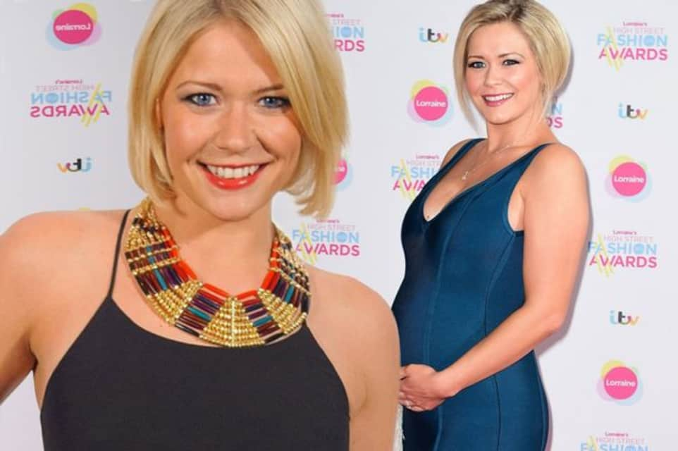 Suzanne Shaw - Actress