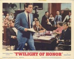 Twilight of Honor - 1963 ‧ Black and white/Drama ‧ 1h 44m