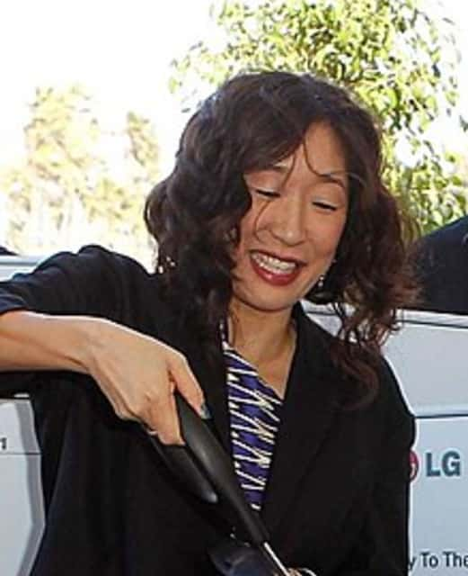 Sandra Oh - Canadian actress