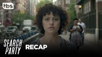 Search Party - American comedy series