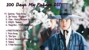 100 Days My Prince - South Korean television series