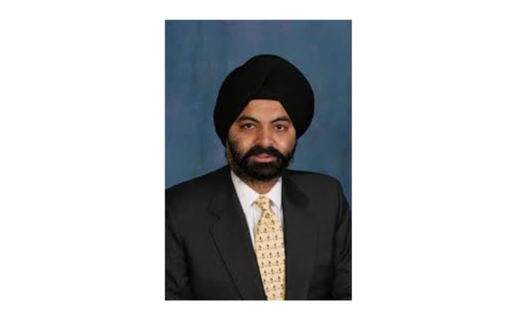 Ajaypal Singh Banga - Chief Executive Officer of MasterCard