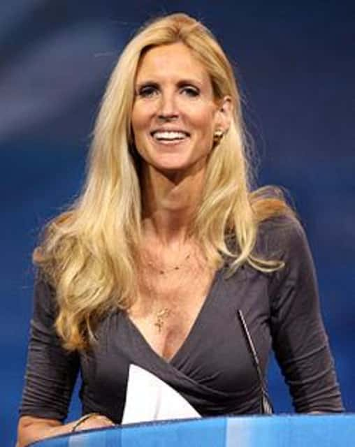 Ann Coulter - American commentator