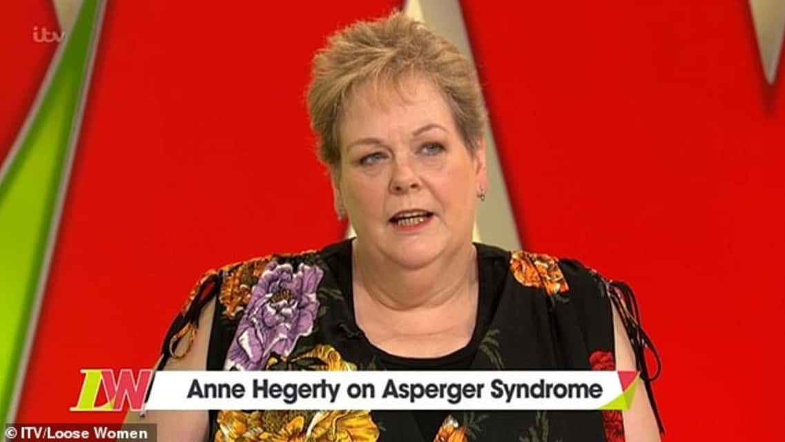 Anne Hegerty - Television personality