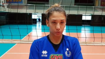 Beatrice Parrocchiale - Italian volleyball player