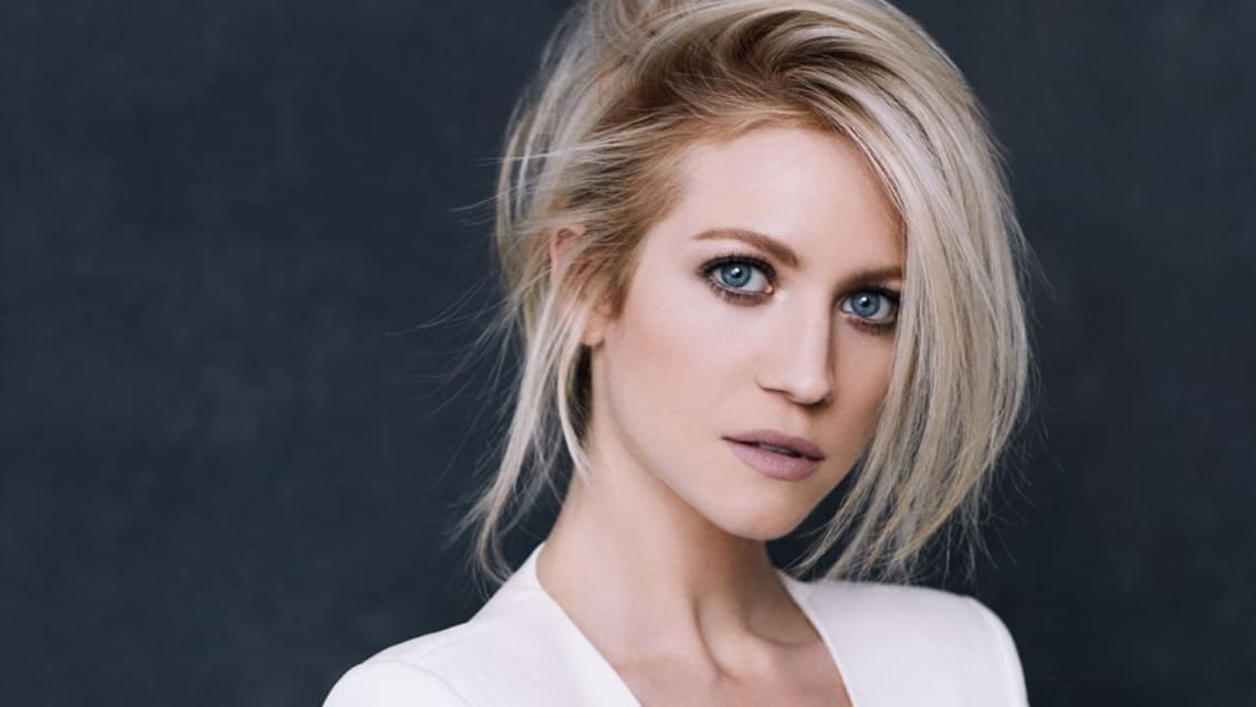 Brittany Snow - American actress