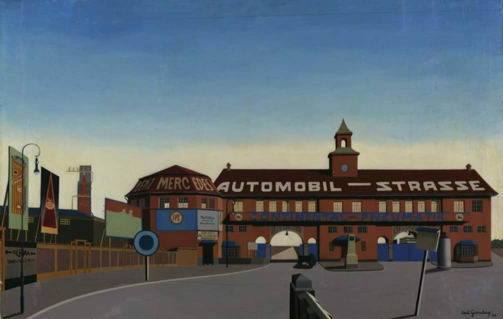 Carl Grossberg - German painter