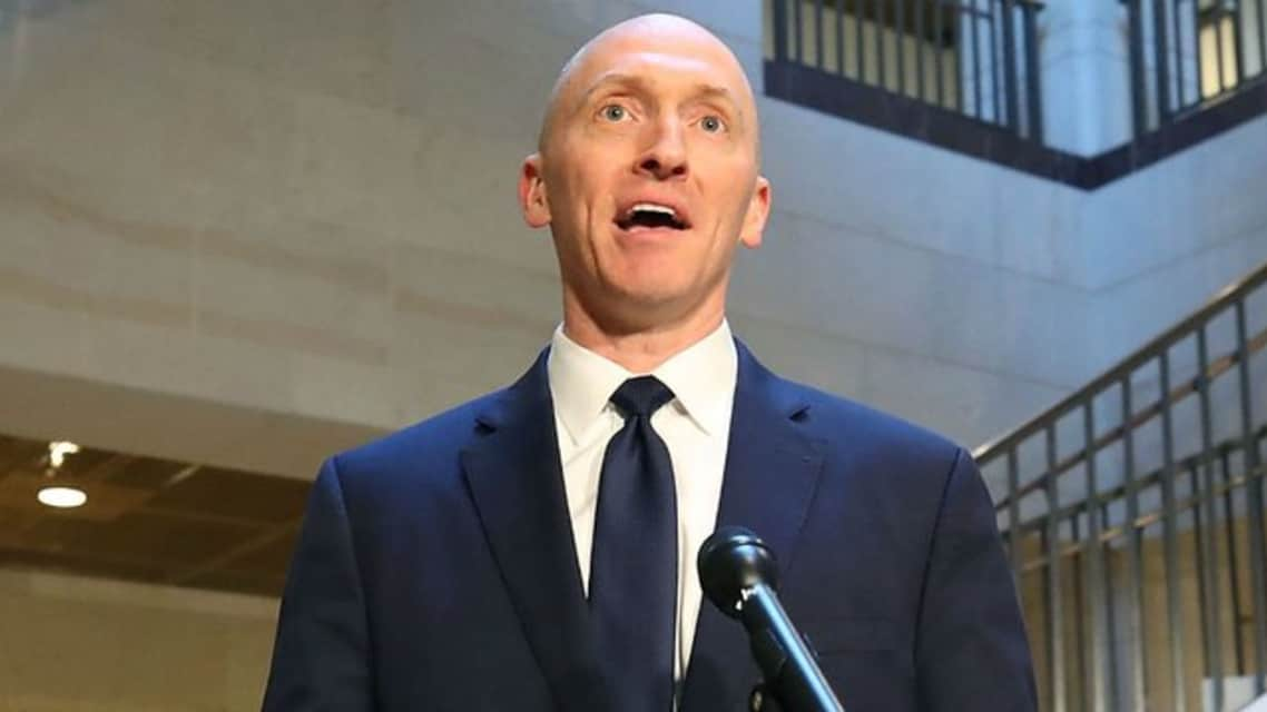 Carter Page - American consultant
