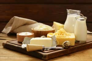 Dairy Products - Food