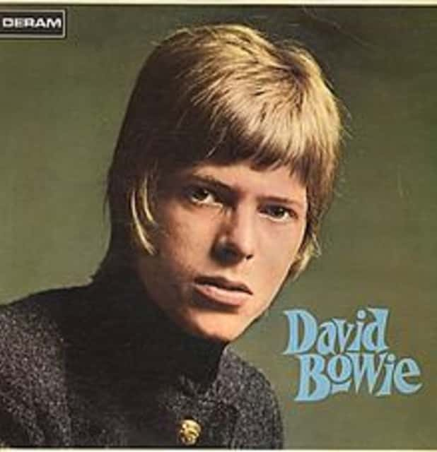 David Bowie - English singer-songwriter