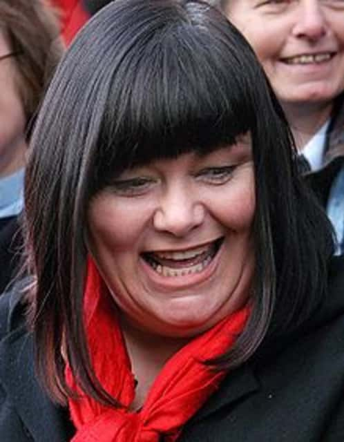 Dawn French - Actress