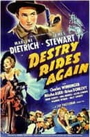 Destry Rides Again - 1939 ‧ Black and white/Action/Adventure ‧ 1h 35m