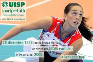 Enrica Merlo - Italian volleyball player