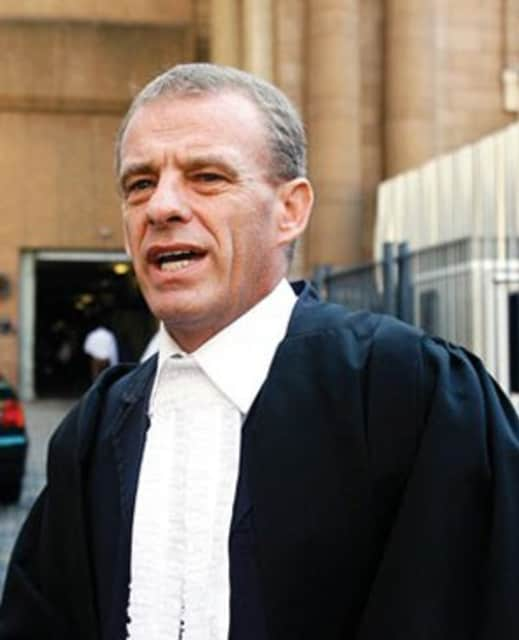 Gerrie Nel - South African advocate