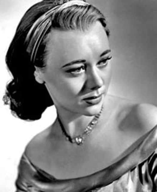 Glynis Johns - Television actress