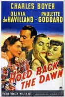 Hold Back the Dawn - 1941 ‧ Drama/Black and white ‧ 2h 5m