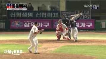 Hong Sung-heon - Baseball player