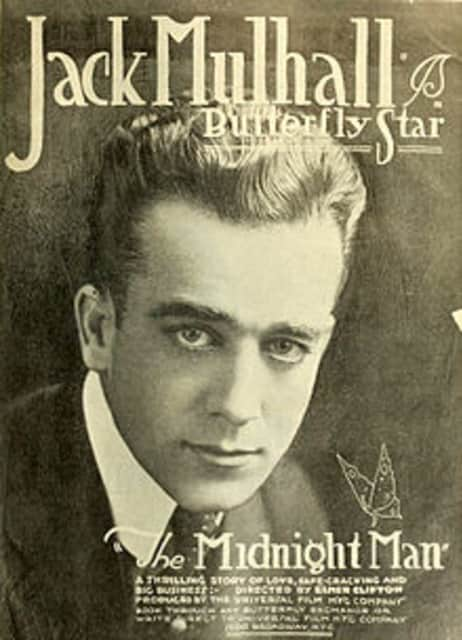 Jack Mulhall - American film actor