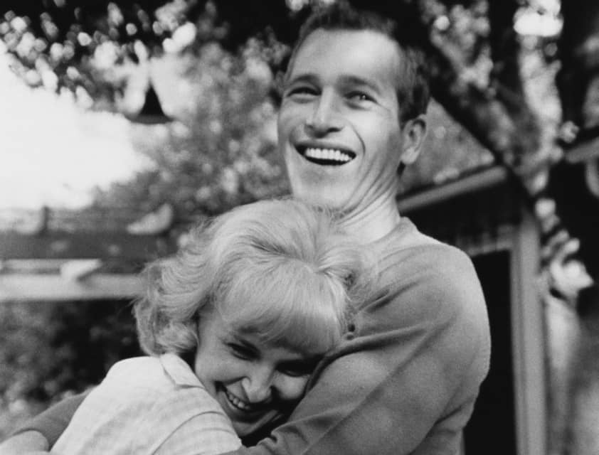 Jackie Witte - Paul Newman's ex-wife