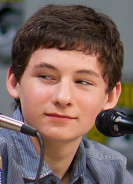 Jared S. Gilmore - American actor