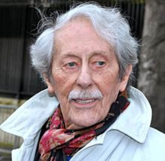 Jean Rochefort - French actor