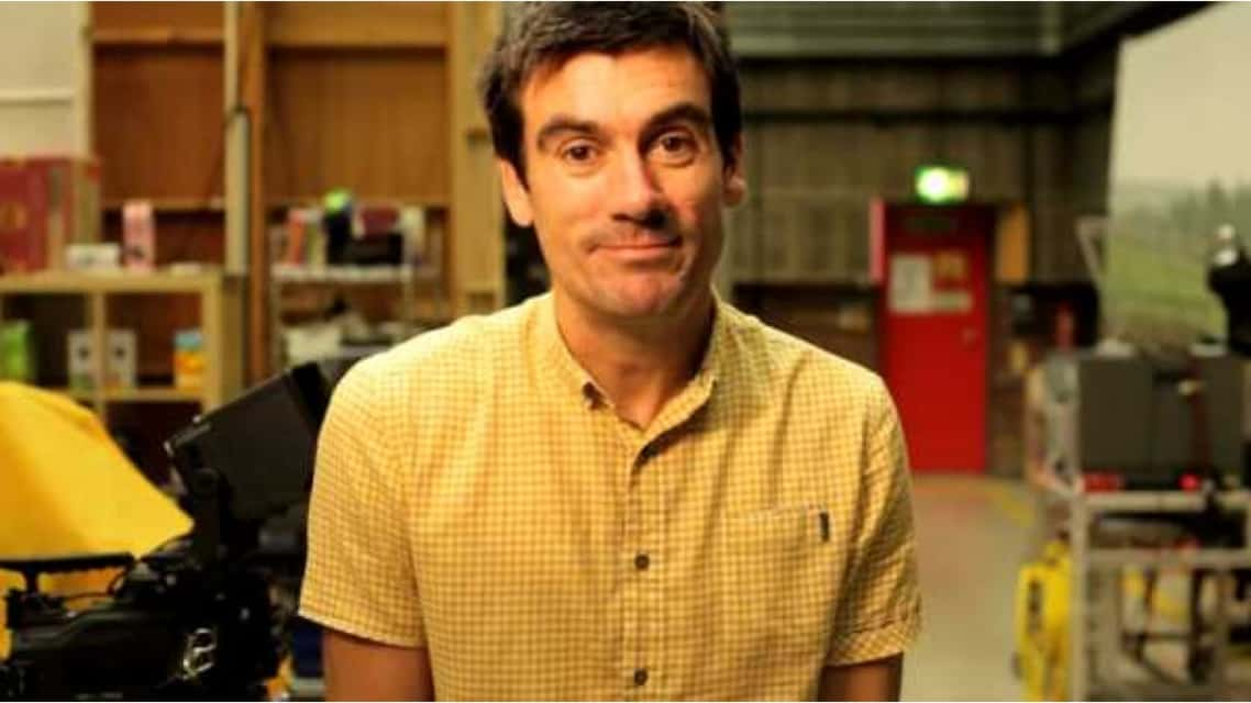 Jeff Hordley - Actor