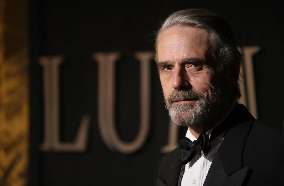 Jeremy Irons - Actor