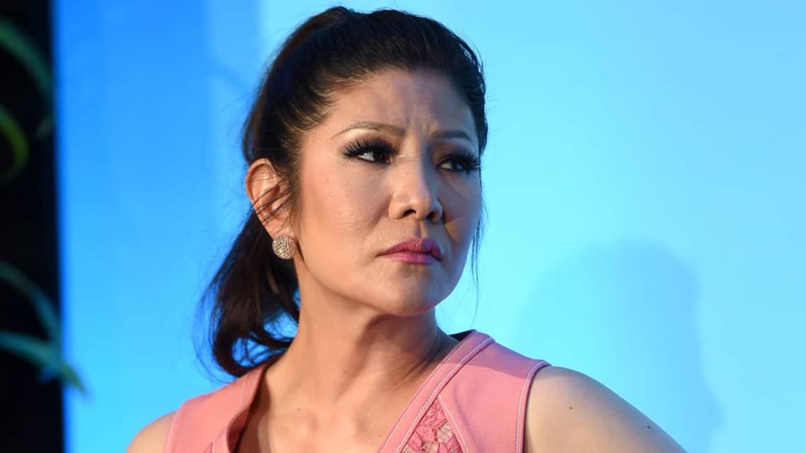 Julie Chen - American television personality