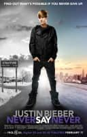 Justin Bieber: Never Say Never - 2011 ‧ Rockumentary/Music ‧ 1h 45m