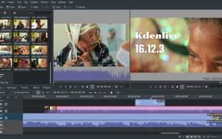 Kdenlive - Software