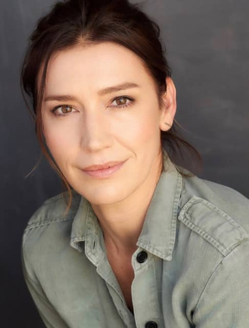 Louise Barnes - South African actress