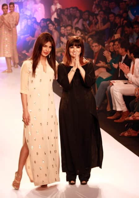 Neeta Lulla - Indian costume designer